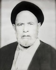 حجت الاسلام والمسلمین سید مسیح شاهچراغی